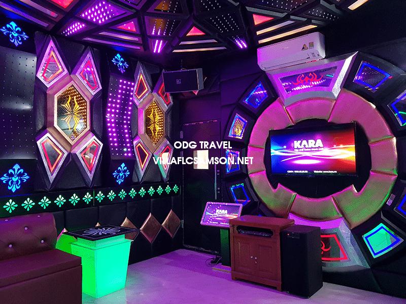 Biệt thự FLC Sầm Sơn có karaoke