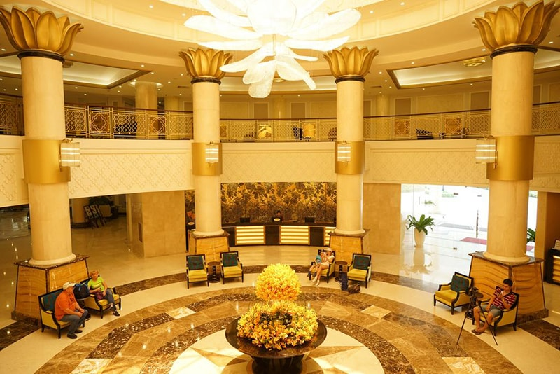 Một số hình ảnh về khách sạn tại Vinpearl Resort Nha Trang