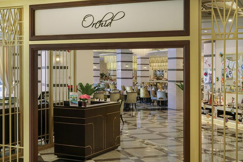 vinpearl resort nha trang - nha hàng orchid