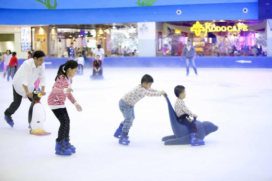 Các trò chơi tại Vinpearl Land Đà Nẵng