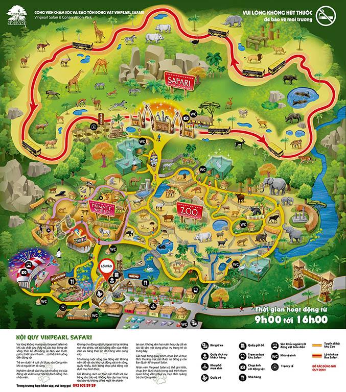 Vinpearl Phú Quốc Safari