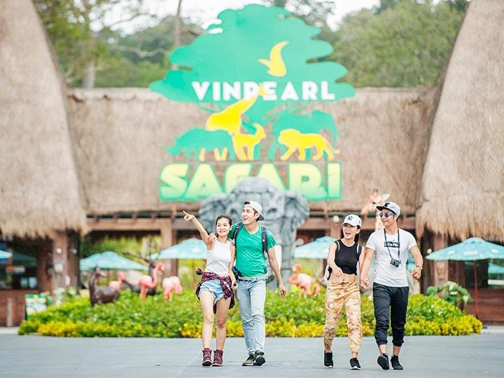 Ghé thăm Vinpearl Safari Phú Quốc để có những trải nghiệm tuyệt vời lần đầu tiên và khó quên trong cuộc đời