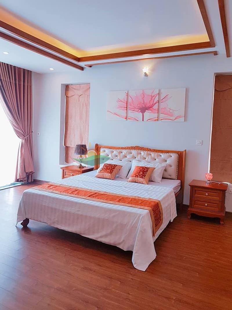 Phòng ngủ trong căn villa FLC Sầm Sơn
