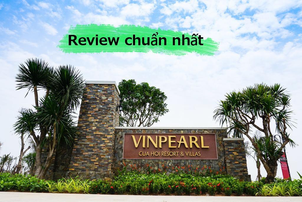 Vinpearl Cửa Hội review