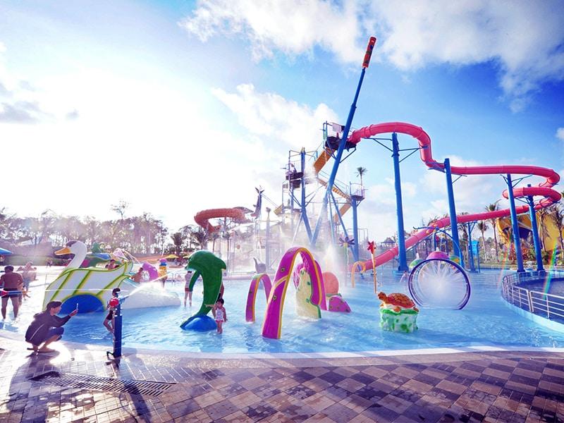 Vinpearl Land Phú Quốc có gì chơi? tận hưởng không gian giải trí hấp dẫn tại Công viên nước