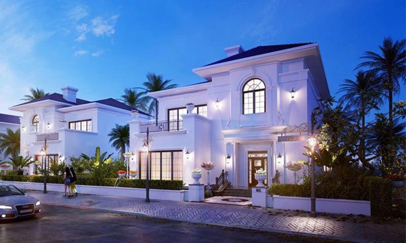 villa vinpearl nha trang - Mẫu biệt thự Vinpearl Nha Trang Resort
