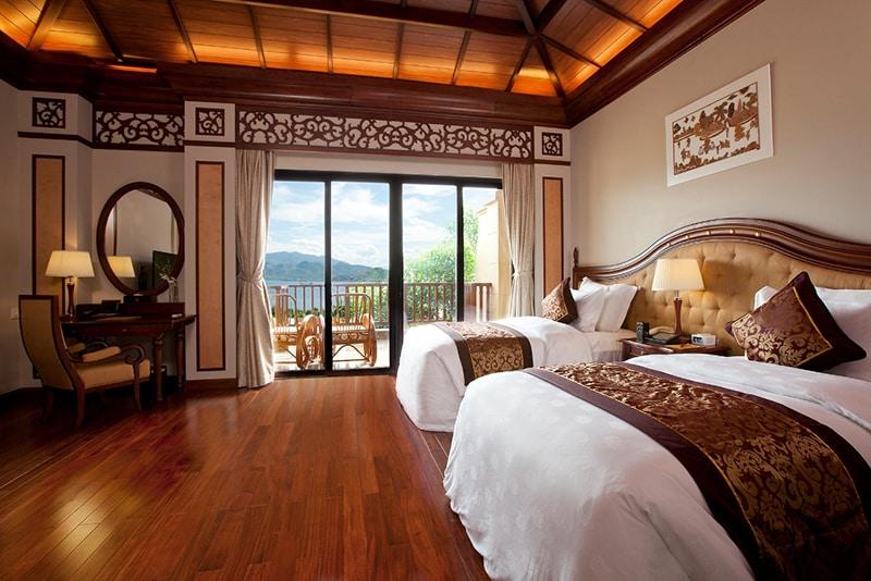 villa vinpearl nha trang thiết kế biệt thự sang trọng