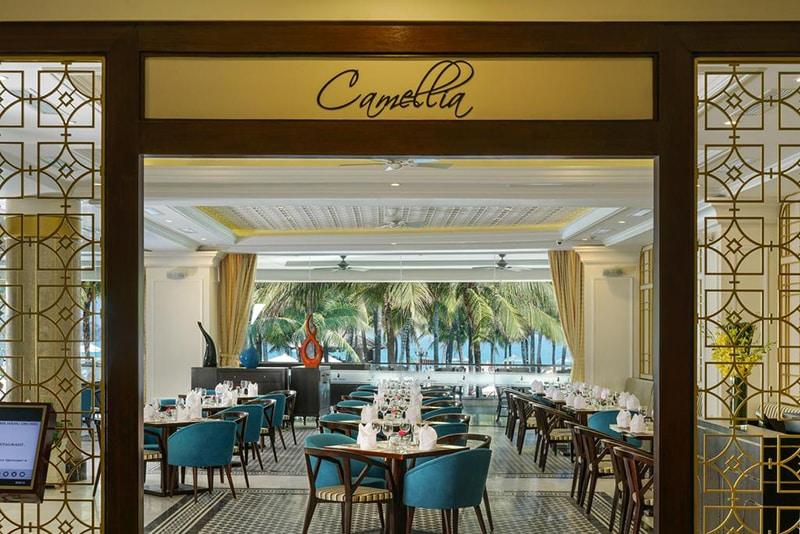 khách sạn vinpearl nha trang - Nhà hàng Camellia