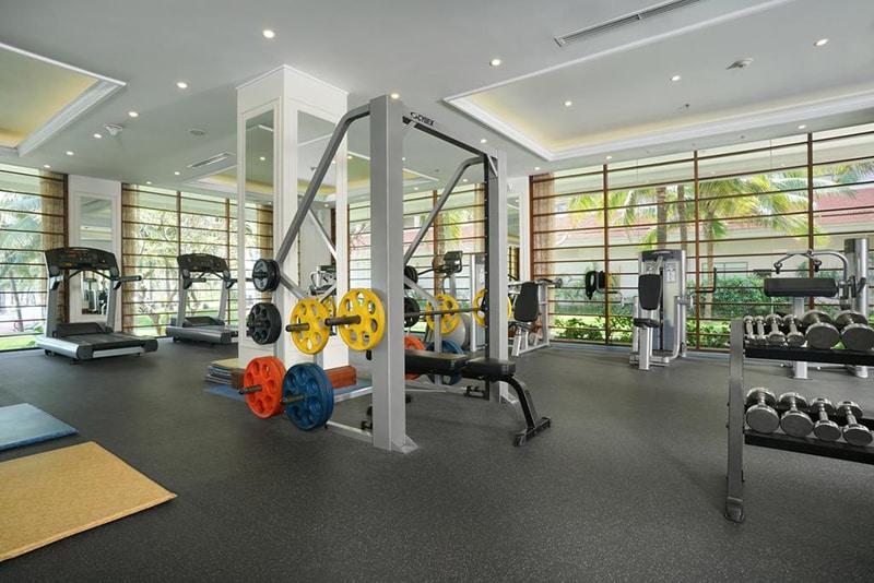 khách sạn vinpearl nha trang - Phòng tập gym