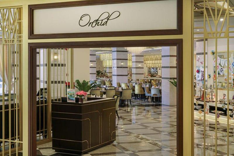 Nhà hàng Orchid tại khu du lịch vinpearl nha trang