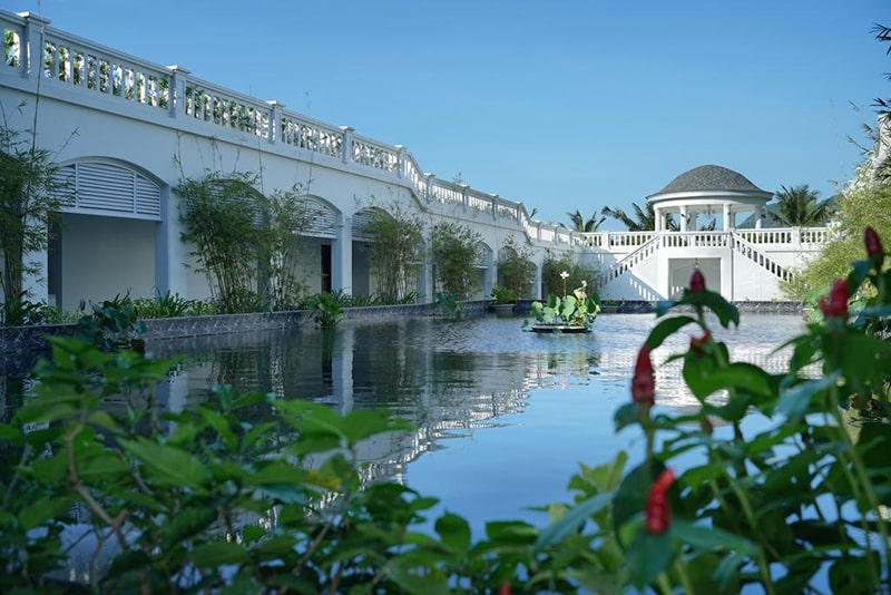 Không gian sống xanh tại Discovery 1 Nha Trang - khu nghỉ dưỡng Vinpearl Nha Trang