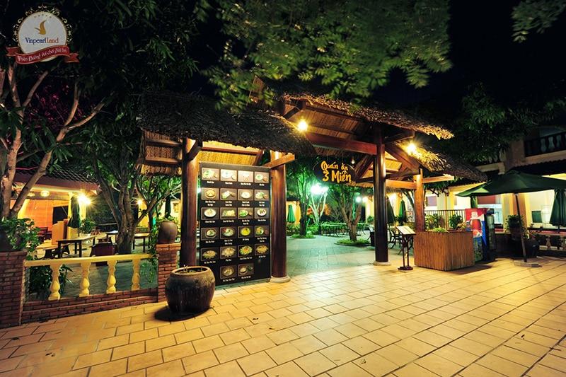 mua vé vinpearl nha trang thưởng thức Ẩm thực tại Vinpearl Land Nha Trang