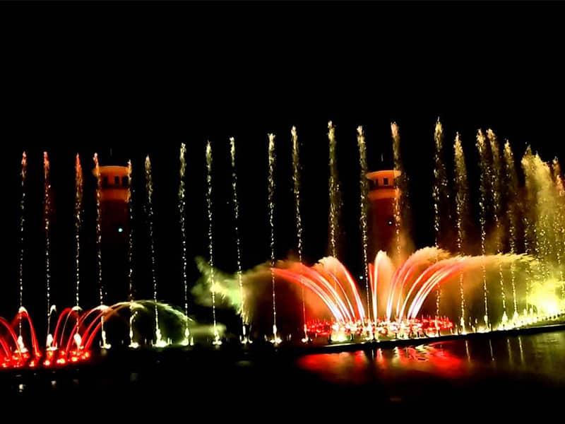 Hơn cả một tiết mục biểu diễn đó là biểu tượng của Phú Quốc Vinpearl Land