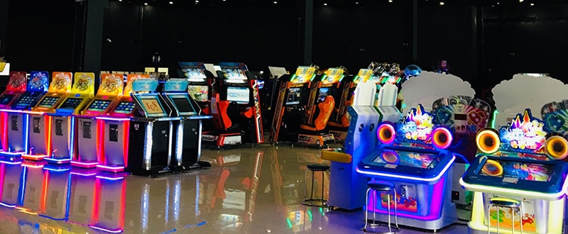 Các trò chơi điện tử hiện đại - Vé Vinpearl Land Nha Trang