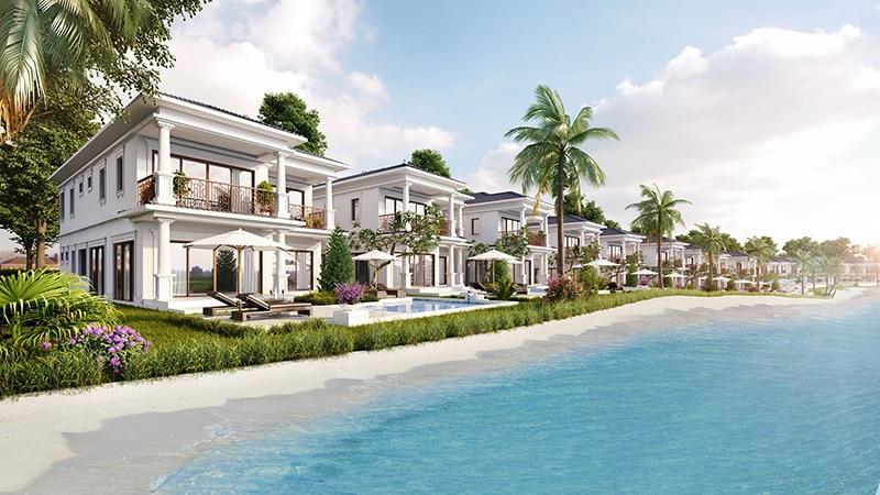 Mô hình dự án Vinpearl Bãi Dài Nha Trang