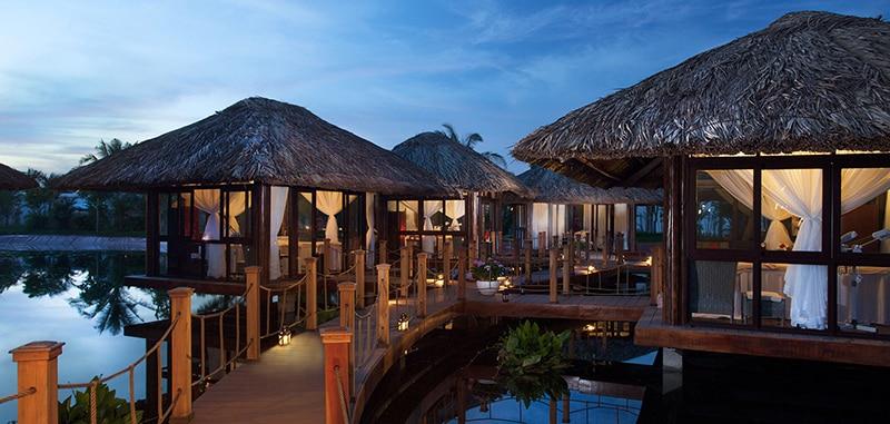 Hệ thống Spa làm đẹp tại Vinpearl bãi Dài Nha Trang