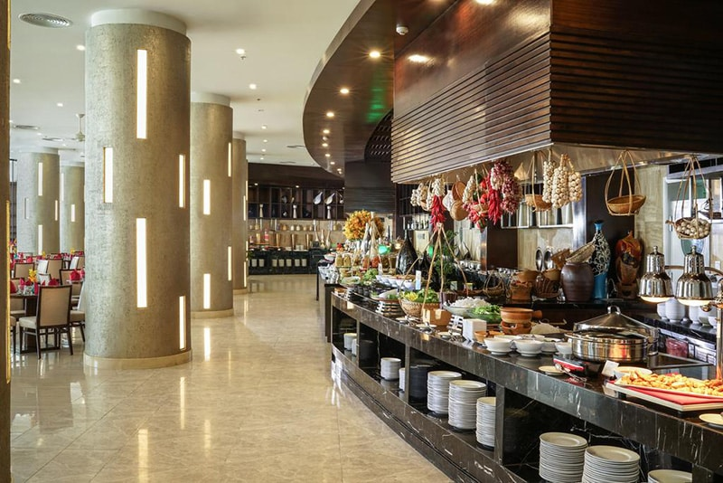 Nhà hàng mang hương vị ẩm thực truyền thống tại vinpearl nha trang resort