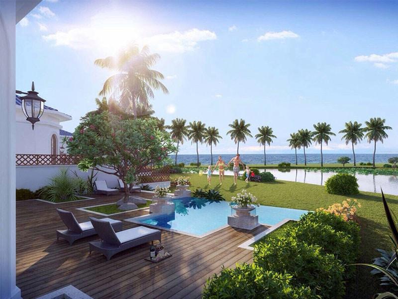 Vinpearl Phú Quốc Villa 2 phòng ngủ tại Phú Quốc Discovery 2