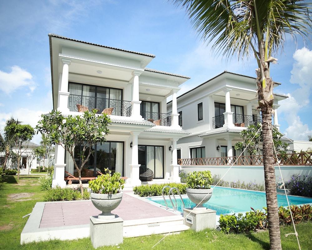 Vinpearl Phú Quốc Villa là dự án tiền tỷ của tập đoàn Vingroup