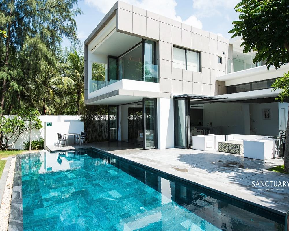 Biệt thự Vinpearl Phú Quốc Villa view vườn tuyệt đẹp.