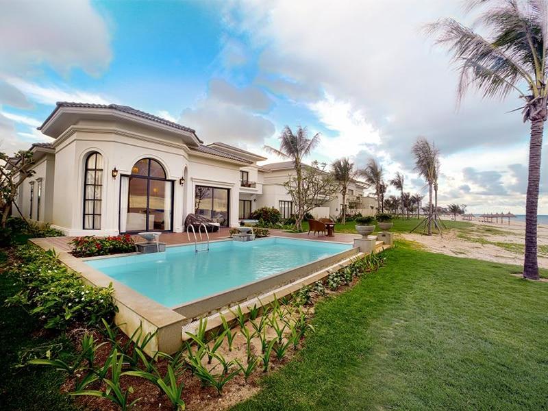 Biệt thự Vinpearl Phú Quốc view biển tuyệt đẹp.