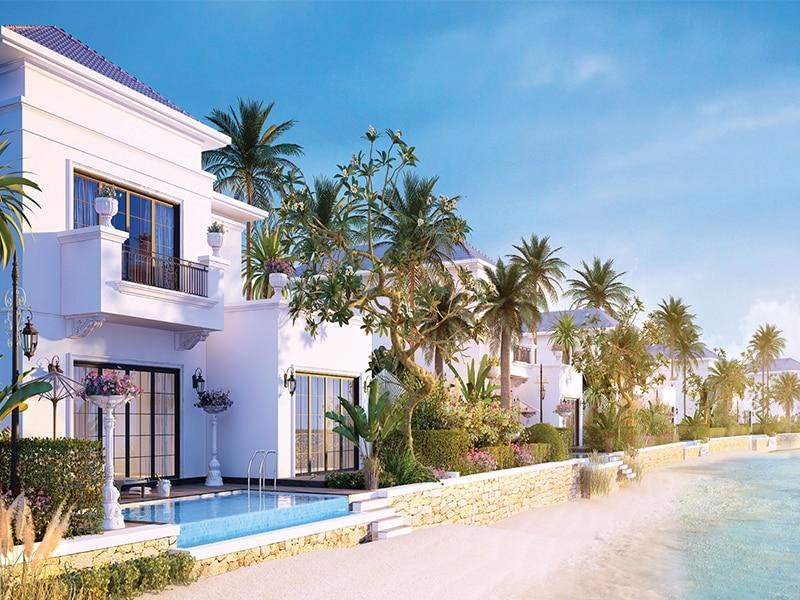 Vinpearl Land Phú Quốc Resort - Biệt thự biển đẳng cấp.