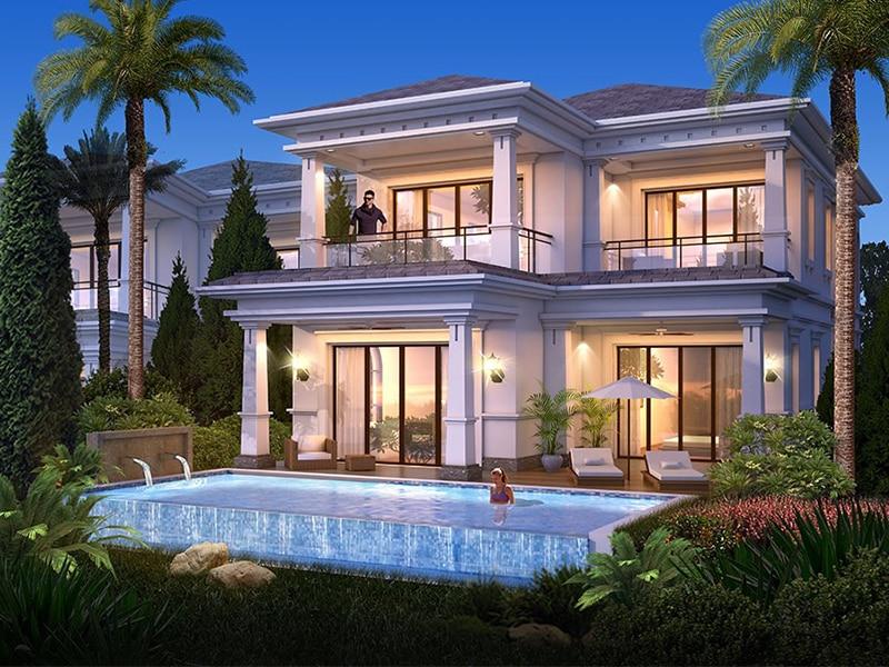 Voucher Vinpearl Phú Quốc -cơ hội lưu trú trong Villa 5 sao cao cấp.