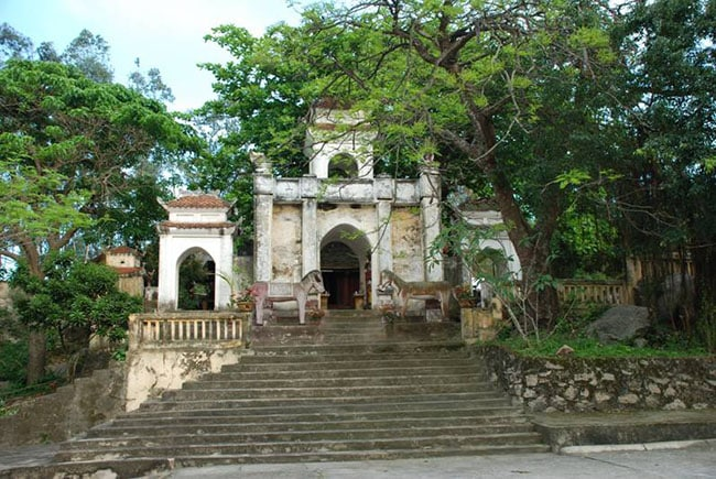 Đền Thờ Tô Hiến Thành Sầm Sơn