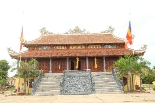 Chùa Khải Nam Sầm Sơn