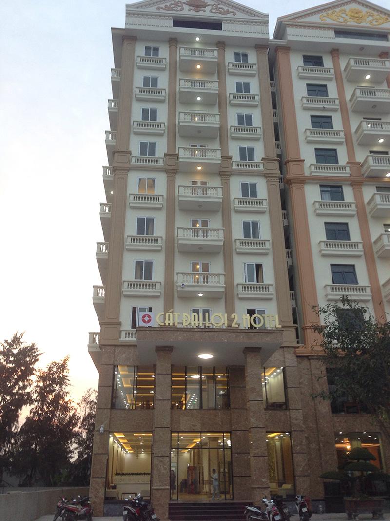 khách sạn Cát Đại Lợi 2 Sầm Sơn