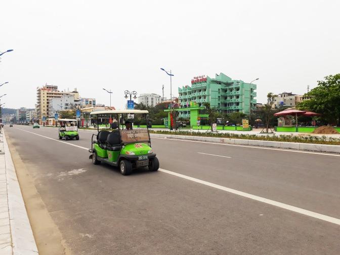 Xe điện Sầm Sơn
