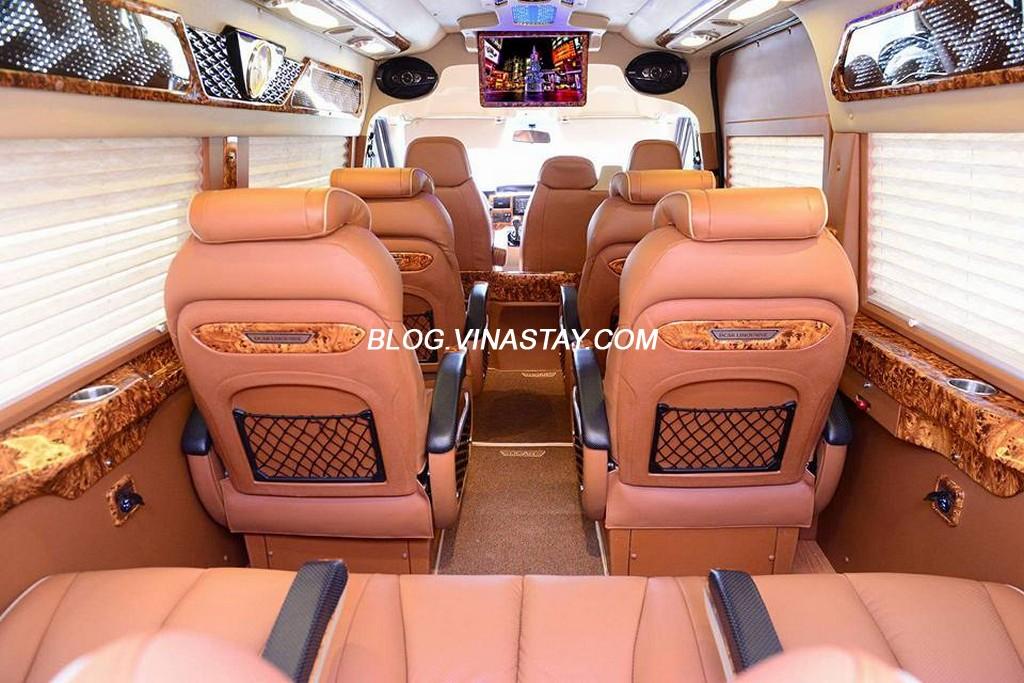 xe limousine hà nội thanh hóa Ngọc Mai