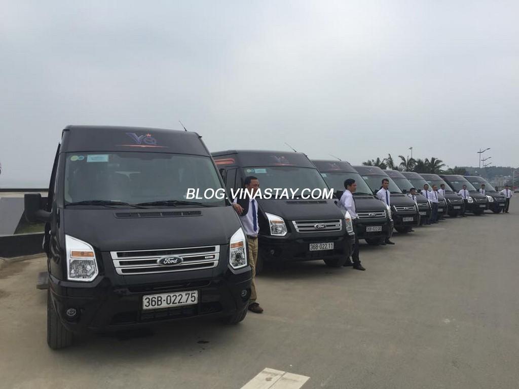 xe limousine hà nội thanh hóa Vĩnh Quang