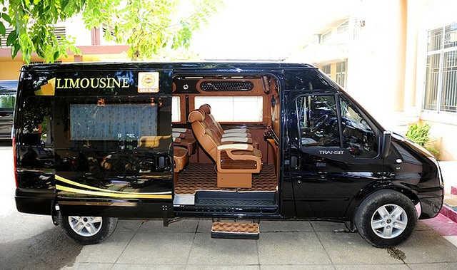 xe limousin từ hà nội đi sapa