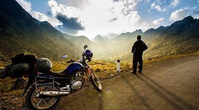 Đi sapa bằng xe máy