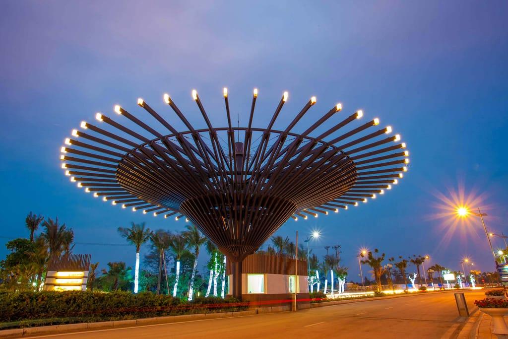 Cổng chào FLC Sầm Sơn