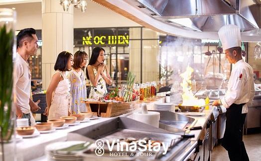 Kinh nghiệm ở Vinoasis Phú Quốc